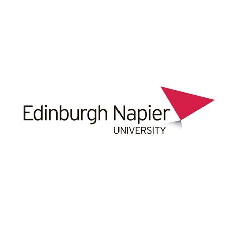 napier university logo